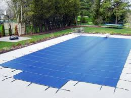 winter pool covers design