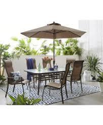 Macys Patio Dining Sets Online Exclusive Oasis Outdoor Aluminum 7 Pc Dining Set 84