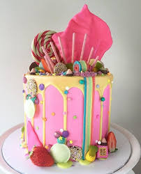 image result for drip cakes birthday cakes pinterest salted
