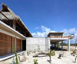 cal beach house near puerto escondido oaxaca the mexican surf