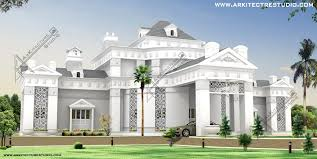 Luxury Bungalow Designs - 14 colonial luxury house designs in india that you will love