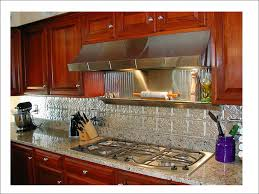 kitchen tin backsplash for kitchen cheap backsplash ideas peel
