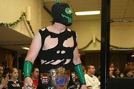 Blind Rage Wrestler Hallowicked Wrestling Tv Tropes