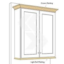 kitchen cabinets top trim molding for kitchen cabinets tops crown molding top vs