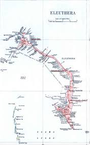 The Bahamas Map Map Of The Bahamas