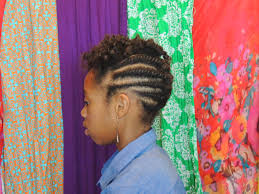 tiffany nichols design natural hairstyle for kids flat twist and