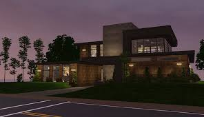 urbanity industrial modern home by petalbot u2014 the sims forums