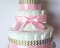 diaper cake pink baby shower diaper cake baby diaper
