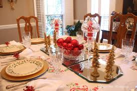 boughs of holly tablescape living with thanksgiving