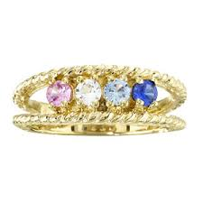 gold mothers rings goldfingers gifts