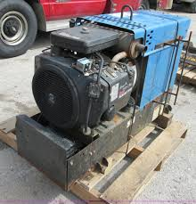 miller bobcat 225g welder generator item f5241 sold oct
