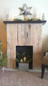 Decorative Fireplace by Best 25 Fake Fireplace Ideas On Pinterest Faux Fireplace Fake