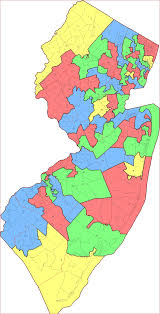 Map Of Middlesex County Nj Redistricting Map Preserves The Incumbent Advantage Nj Spotlight