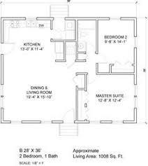 building plans for house open floor plan 24 x 42 24x32 view floor plan 768 sq ft