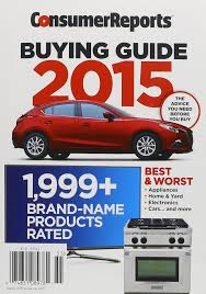 consumer reports buying guide 2015 consumer reportds