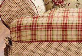 sure fit lexington one piece t cushion slipcovers