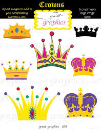 mardi gras crowns crown clipart digital crown clip crown crown clip
