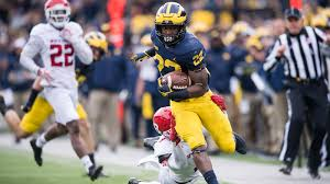 University Of Michigan Flag Football Runs Past Rutgers On Homecoming University Of Michigan