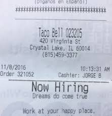 taco bell mexican 420 virginia st crystal lake il