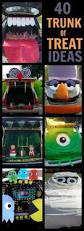 Halloween Decoration Party Ideas Best 25 Trunk Or Treat Ideas On Pinterest Fall Festival Crafts