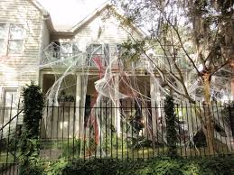 50 outdoor halloween decorations spider web spider web on the