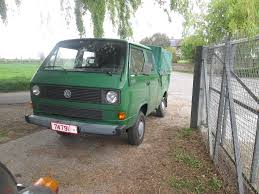 volkswagen type 4 1987 vw doka syncro turbo diesel 4 4 crew cab truck zombie motors
