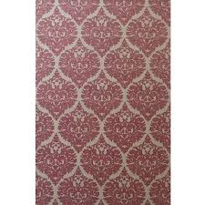 Coral Area Rugs Dynamic Rugs Borgia Ivory Coral Wool Area Rug 5 X 8 Free