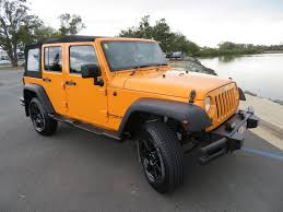 orange jeep wrangler 10 things about 2018 jeep jl wrangler the car guy