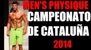 Teh Fitne ceonato de catalu祓a the fitness boy s physique challenge