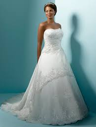 plus size wedding dress with a line hemlinewedwebtalks wedwebtalks