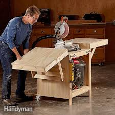 Boys Wooden Tool Bench Mini Classic Diy Workbench For Kids Family Handyman