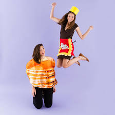 Bacon Egg Halloween Costume Brunch Group Costume Squad