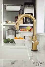 gold kitchen faucets the prettiest kitchen faucet you did see the chronicles of home