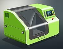 Auto Electrical Test Bench Rigun K G On Behance