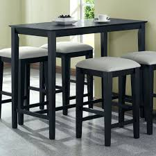long counter height table black counter height table set pub kitchen and chairs large size of