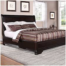 Trent Complete King Bed HomeSweetHome Pinterest King Beds - Bedroom furniture at big lots