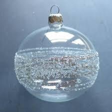 christmasdecorations au painted painted ornaments