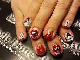 halloween nails halloween nail art nails done right