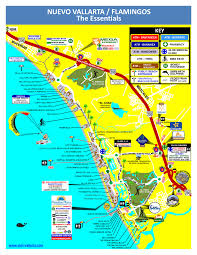 Punta Mita Mexico Map by Map Of Taco Stands In Puerto Vallarta Taco Puertovallarta