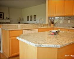 Kitchen With Maple Cabinets by Colonial Gold Granite With Maple Cabinets Google Search