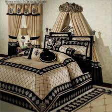 King Black Comforter Set Black And Gold Bedding Sets Amazing As Crib Bedding Sets In Bed