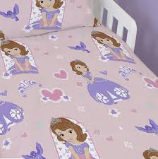 girls first bed sofia the first clothing toys party supplies bedding