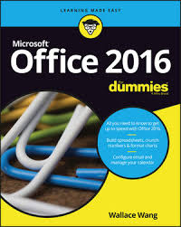 Help Desk For Dummies Wiley Office 2016 For Dummies Wallace Wang