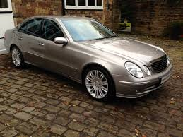 mercedes e320 cdi avantgarde sport auto 2006 model finished in