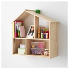 Wall To Wall Bookcases Flisat Doll House Wall Shelf Ikea