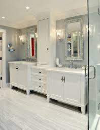 Traditional Bathroom Mirror 10 Great Ideas For Custom Sized Bathroom Mirrors