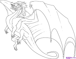 coloring pages dragon mania legends drawn water dragon pinart blue green creature water dragon it