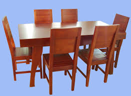 solid wood dining room table and chairs indelink com