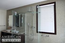 bathroom window blinds ideas best blinds for a bathroom justget club