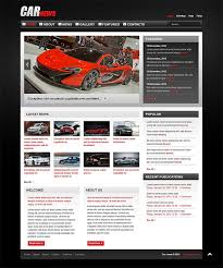10 racing joomla themes u0026 templates free u0026 premium templates